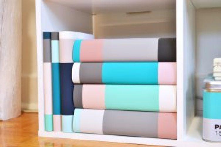 Stylish Home Stylish DIY by Pop Shop America DIY Dust Jacket