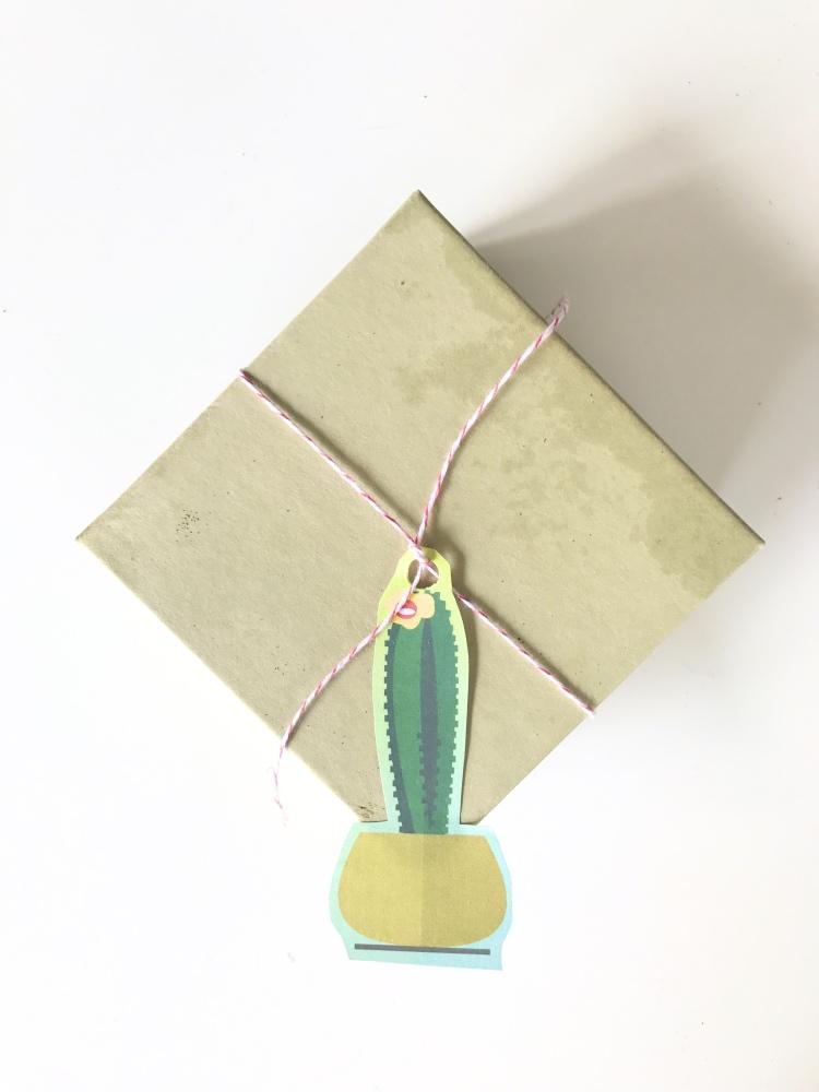 cactus printables cute terrarium gift tags diy