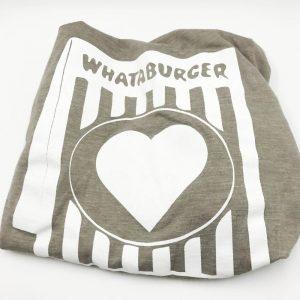 whataburger t shirt by anvil pop shop america