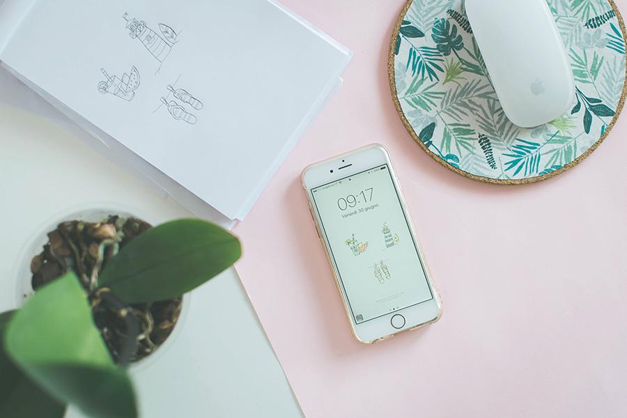 Summer-Iphone-Wallpaper-Free-Download-Miel-Cafe-Design-2017