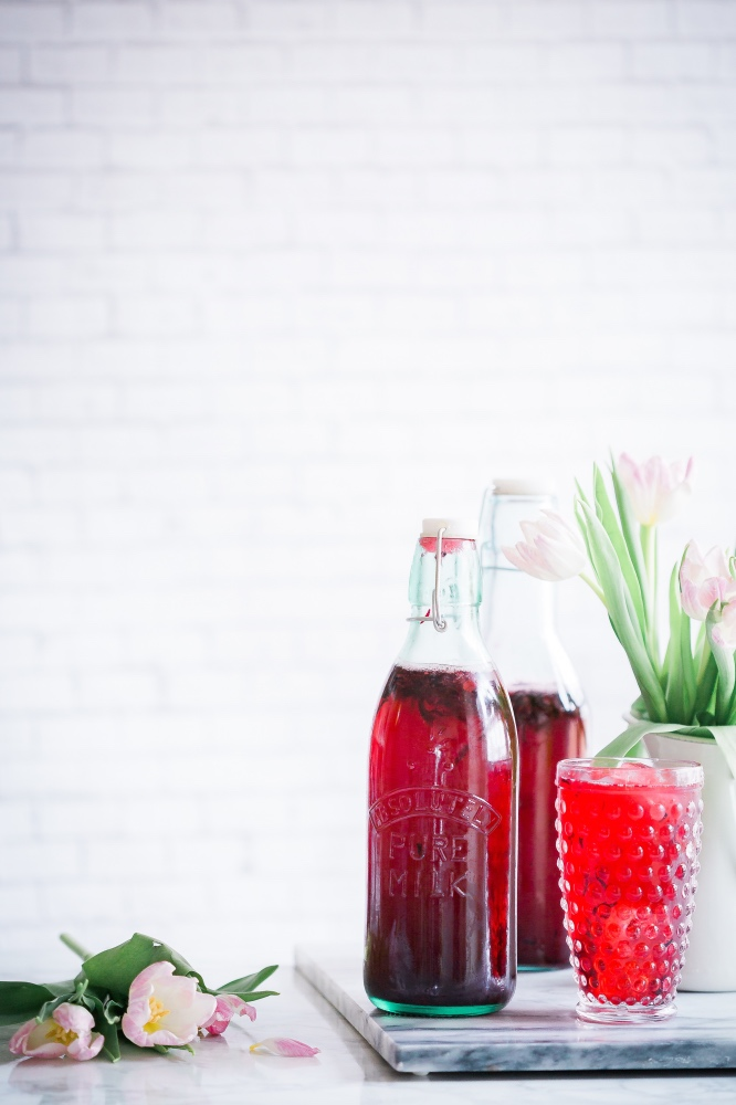 how to make pomegranate simple syrup pop shop america