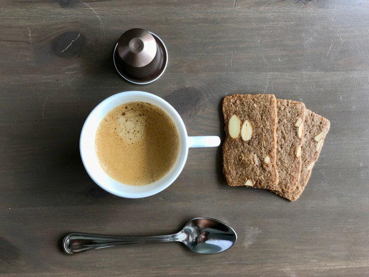 PopsicleSociety_Nespresso Coffee and biscuits - 1