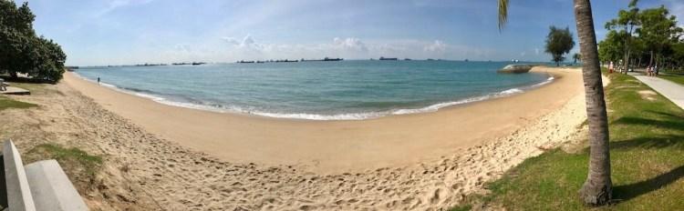 Popsicle Society-beach Singapore East Coast Park