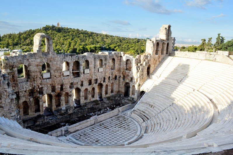 Theatre of Herodes Atticus_Athens_Popsicle Society