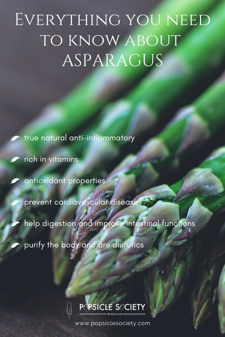 Asparagus benefits_Popsicle Society