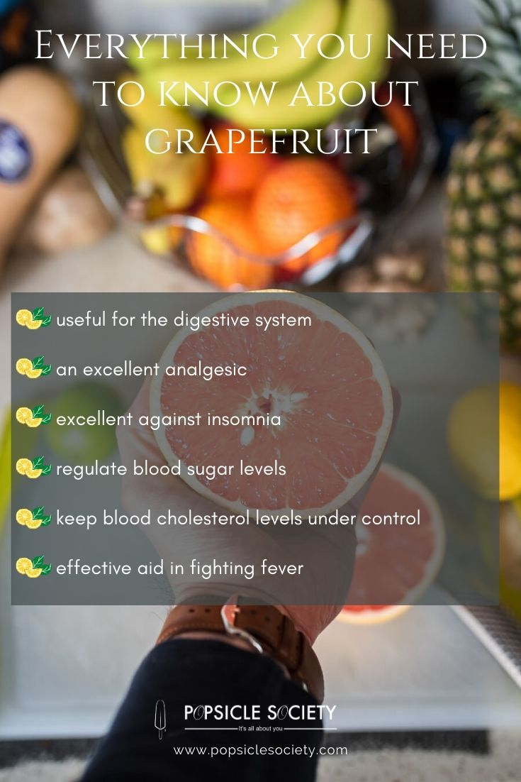 Grapefruit benefits_Popsicle Society