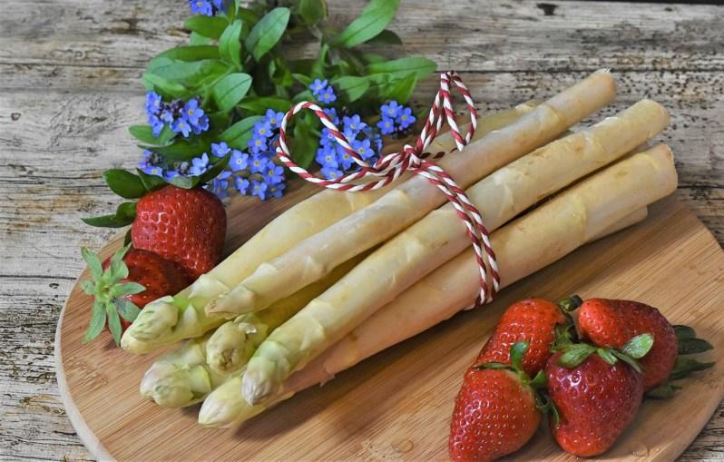 white asparagus properties