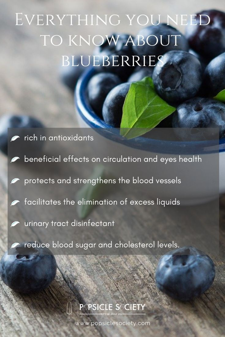 Blueberries benefits_Popsicle Society