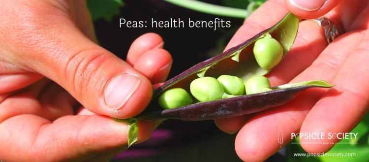 Peas health benefits_Popsicle Society