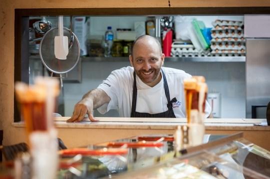 Chef Lino Sauro