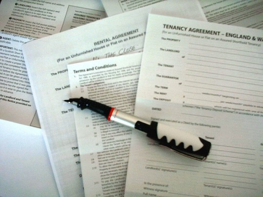 After this, making contracts like these will be much easier. (Photo: nobmouse/Flickr by CC BY 2.0)