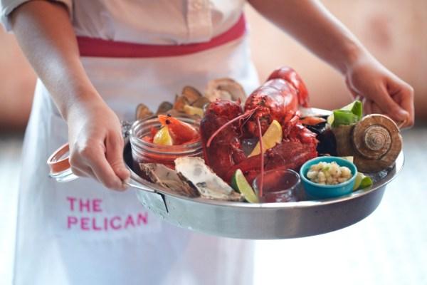 The Pelican Platter