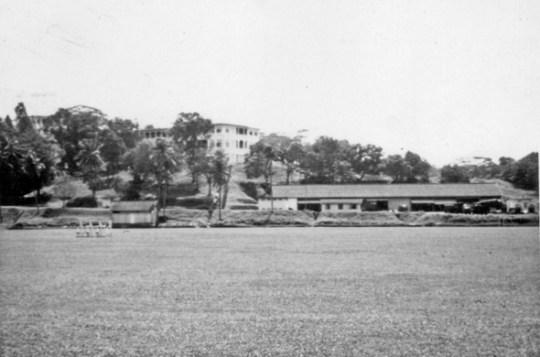 Gillman Barracks (1970) viewed from Alexandra Road (Photo credit: Goodmorningyesterday)