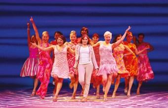 Mamma Mia! female ensemble