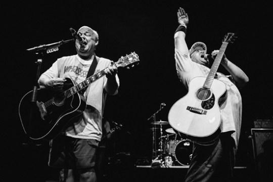 tenacious d singapore concert review