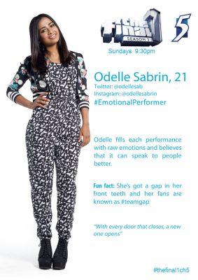 Odelle_Bio
