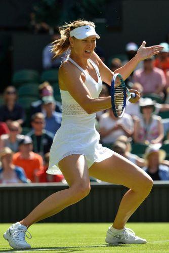 Maria Sharapova_Wimbledon_2015