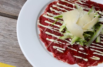 Carpaccio di Filetto $19