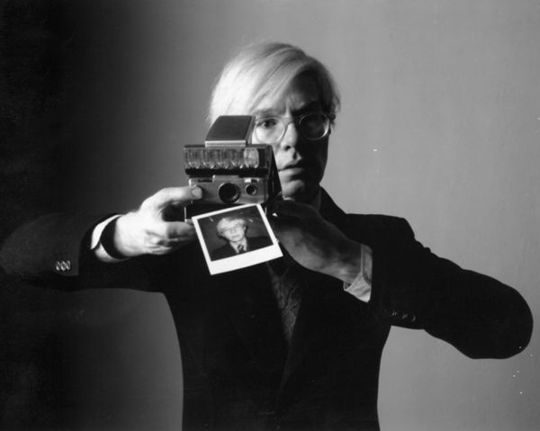Pop Icon Warhol's Personal Polaroids in Singapore - Popspoken