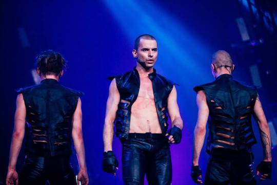 Kazaky at White Party Bangkok