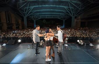 The Sam Willows Make Singapore Music History With First Full-Fledged Concert