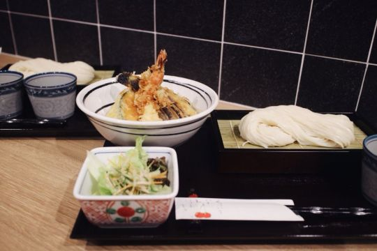 Japan Food Town: Bridging Japanese and Singapore Food Styles