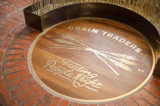 Grain Traders - Popspoken
