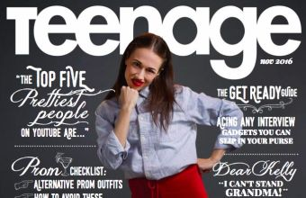 Teenage Magazine Dear Kelly - Popspoken