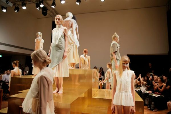 Stolen Spring/Summer 2017 Collection during Singapore Fashion Week