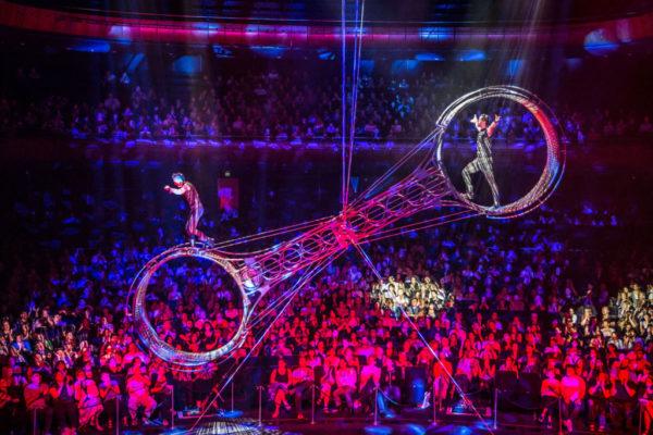 cirque adrenaline popspoken