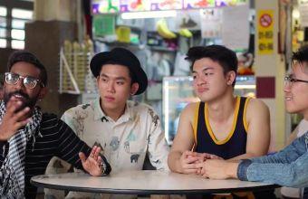 Singapore Hawker Centre - Cafe Cult-ure Film - Popspoken