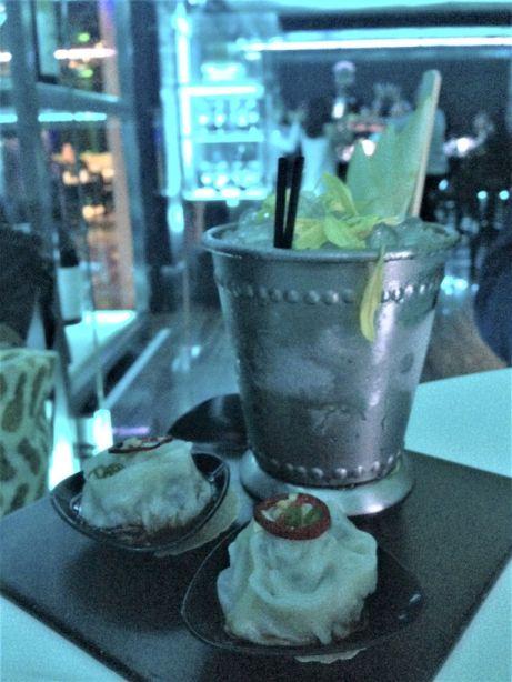 Mitzo's Dimsum x Cocktail Pairing