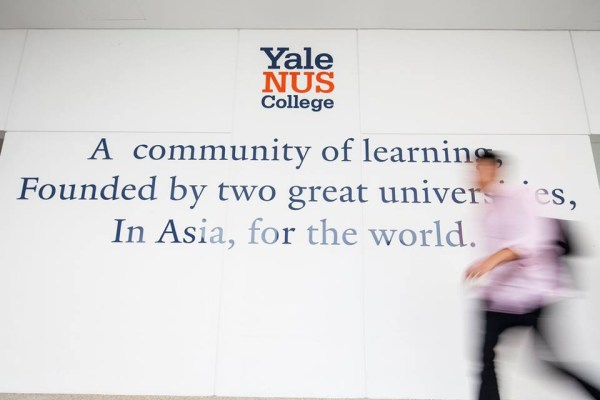 Yale-NUS College - Popspoken