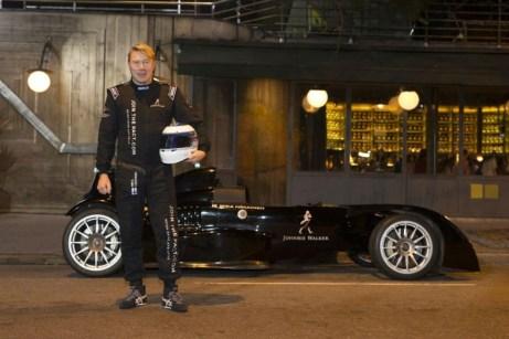 Mika Hakkinen F1 Zouk