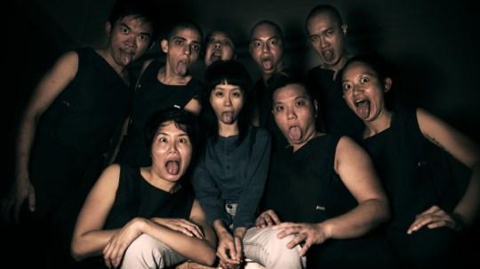 Leakages cast photo 2 (Photo credit - Intercultural Theatre Institute)(1)