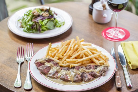 Copy of L'Entrecote - Steak & Fries