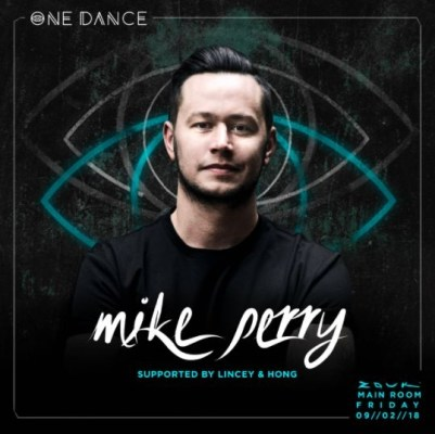 Mike Perry Zouk Singapore