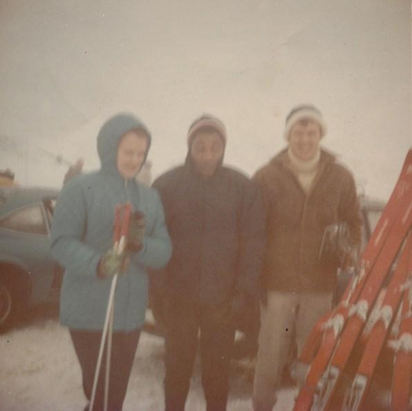 POPS skiing in France