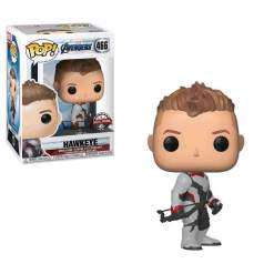 Image Avengers 4: Endgame - Hawkeye (Team Suit) US Exclusive Pop! Vinyl [RS]