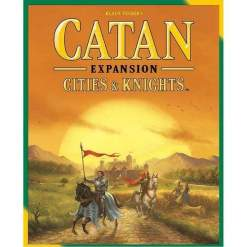Image Catan - Cities & Knights Board Game Expansion