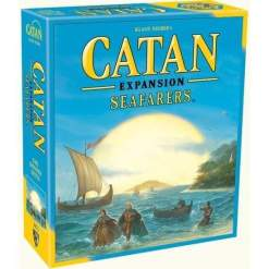 Image Catan - Seafarers Board Game Expansion