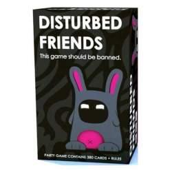 Image Disturbed Friends