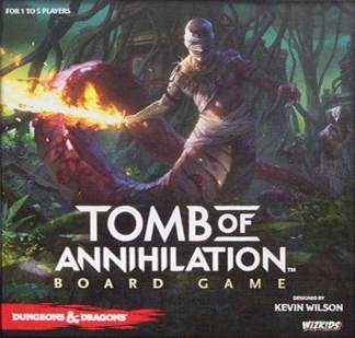 Image Dungeons and Dragons: Tomb of Annihilation Board Game