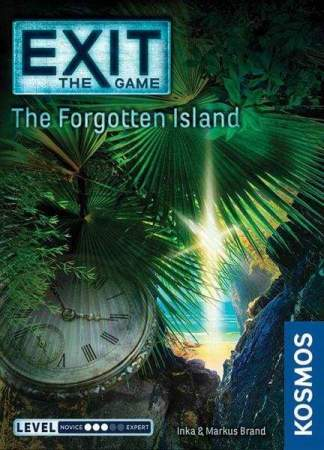 Image Exit: Forgotten Island