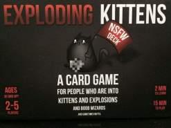 Image Exploding Kittens NSFW