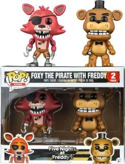 Image FNAF - Freddy & Foxy Pop! 2Pk !E RS