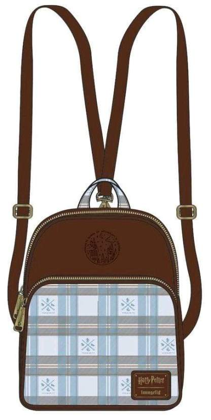Image Harry Potter - Blue Check Mini Backpack