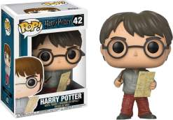 Image Harry Potter - Harry w/Marauders Map Pop!