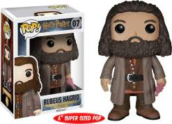 "Image Harry Potter - Rubeus Hagrid 6"" Pop!"
