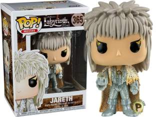 Image Labyrinth - Jareth Glitter Pop!